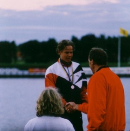 Johannes första SM, Nyköping 1999