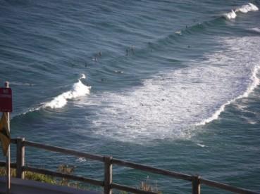 Testa lite olika surf ställen