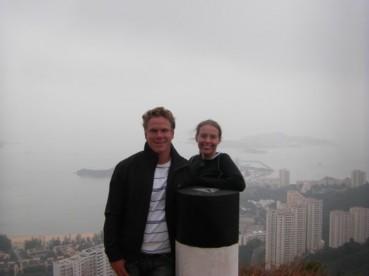 Träffa min kusin Sofia  som bor i Hong Kong